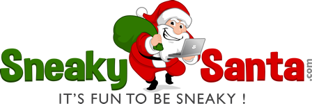 Secret Santa Generator Sign Up Free At Sneakysanta Com